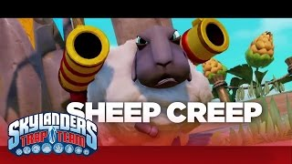 "Official Skylanders Trap Team: ""meet The Villains: Sheep Creep"" Trailer"