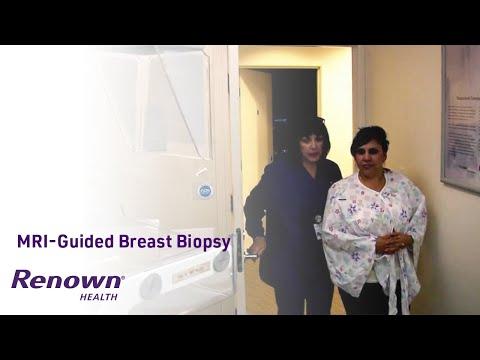 Renown Health MRI Guided Biopsy