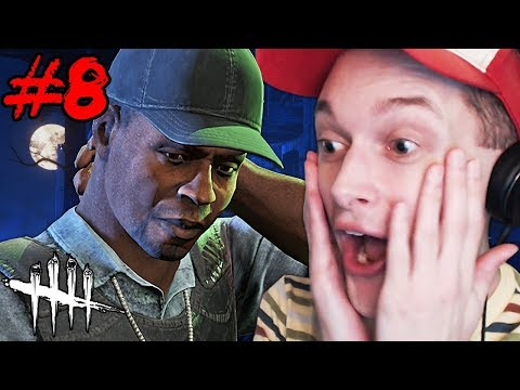 FOUND THE BOOTY - Dead by Daylight - PART 8