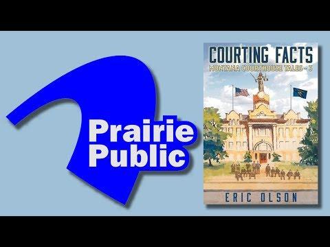 Eric Olson on Prairie Public Radio in Fargo, N.D. discussing books (June 29, 2017)
