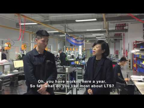 Hydraulic Technician with Lufthansa Technik Shenzhen