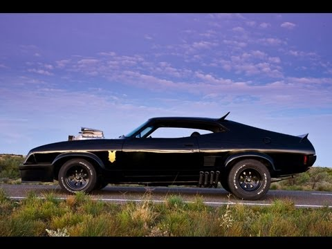 mad max 1976 ford falcon interceptor youtube. Black Bedroom Furniture Sets. Home Design Ideas