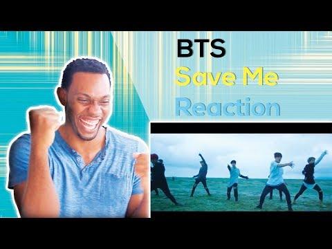 BTS (방탄소년단) 'Save ME' Official MV L Reaction