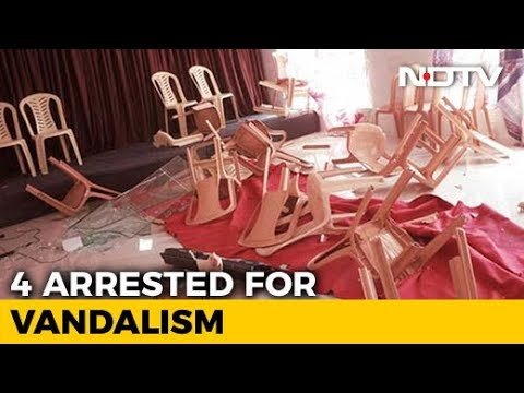 Coimbatore BJP Leader Arrested In Attack On Christian Prayer Hall: Cops