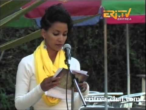ኤርትራ Eritrean Beautiful Love ትግሪኛ Poetry   ምብጽኣ by EriTV