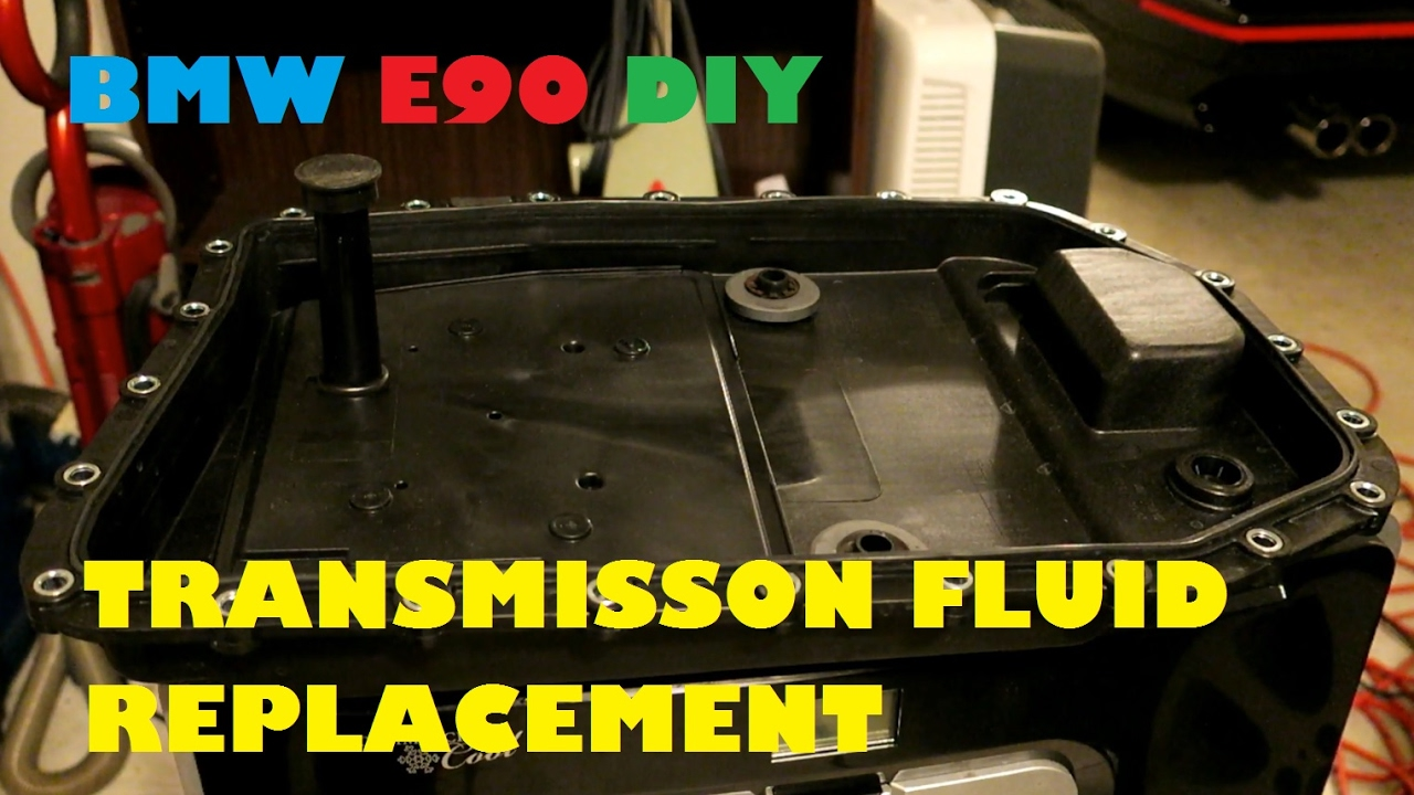 How To Change Your Automatic Transmission Fluid for ~$100  In your ZF  Equipped E90 BMW