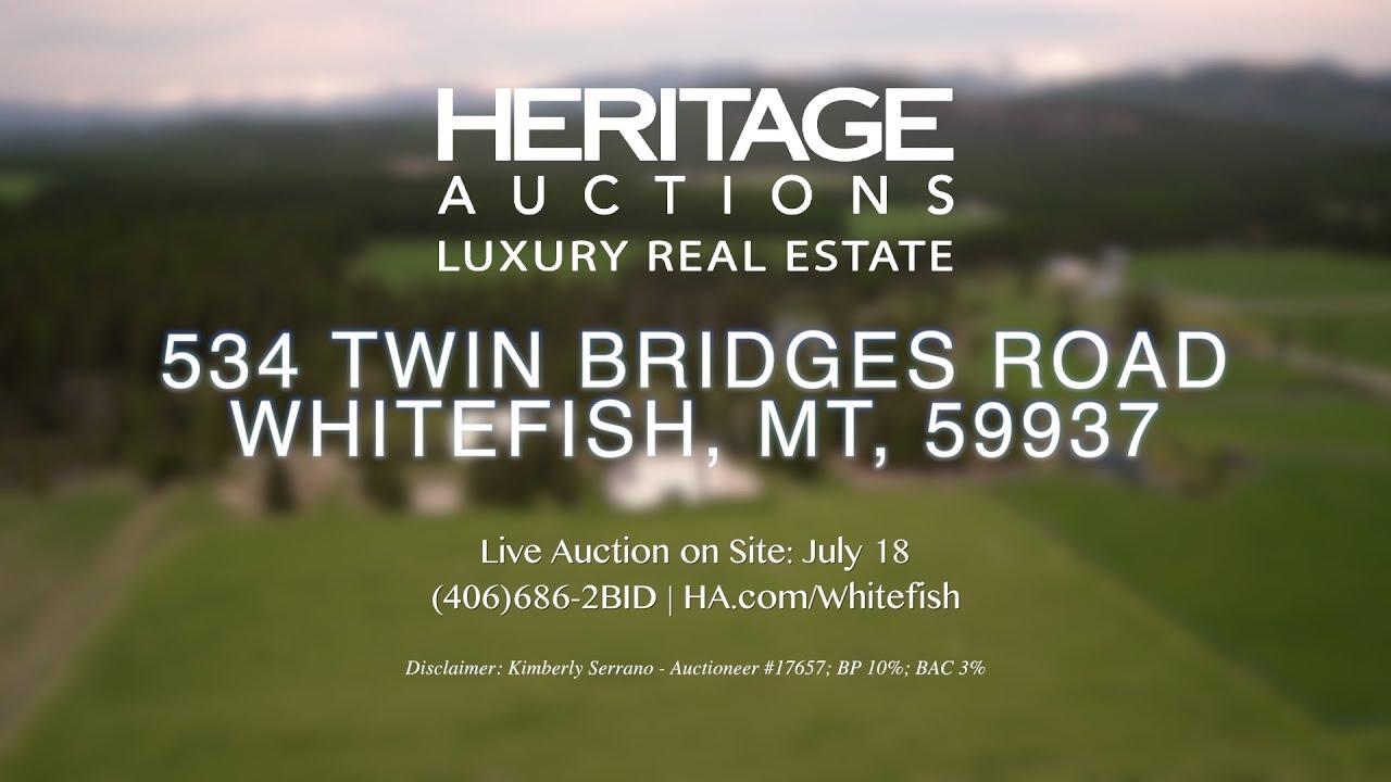 Heritage Auctions (HA.com) -- Whitefish - Heritage Auctions (HA.com) -- Whitefish - YouTube
