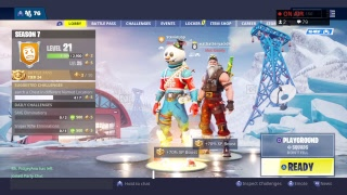 Fortnite:Battle Royale | NEW SLUSHY SOLDIER SKIN| Rival17