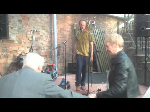 Kaspar at Clutha 2 - Dedicate your Life to Love