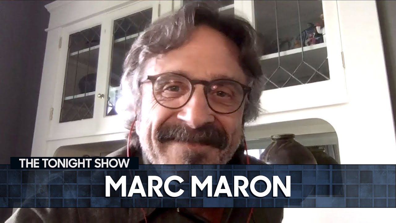 Marc Maron's Scathing Yelp Review Led to an Awkward Confrontation | The Tonight Show
