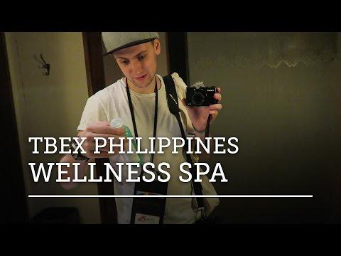 PRE-TBEX PHILIPPINES TOUR — WELLNESS SPA
