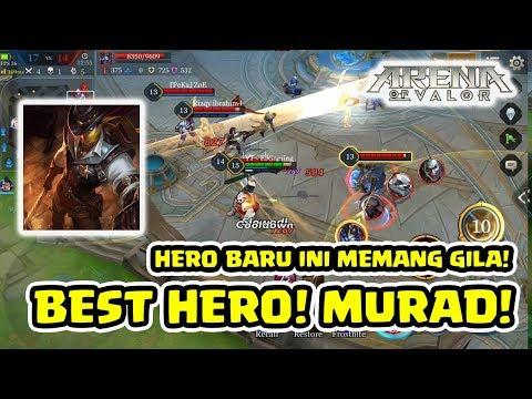 Pro Murad Edisi Indonesia! Belajar Make Murad Disini Coy! - Arena of Valor AOV