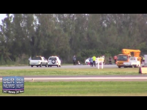 Bermuda Airport Emergency Exercise, December 7 2015