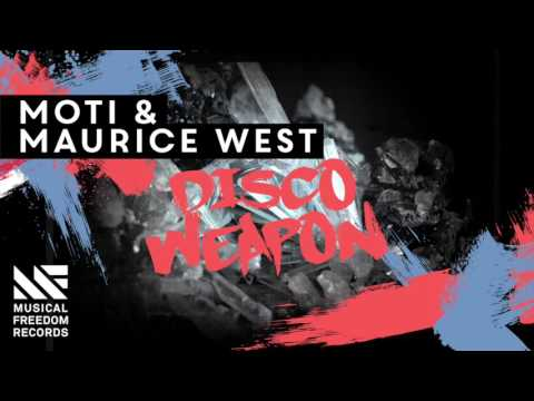 MOTi & Maurice West - Disco Weapon (Available September 26)