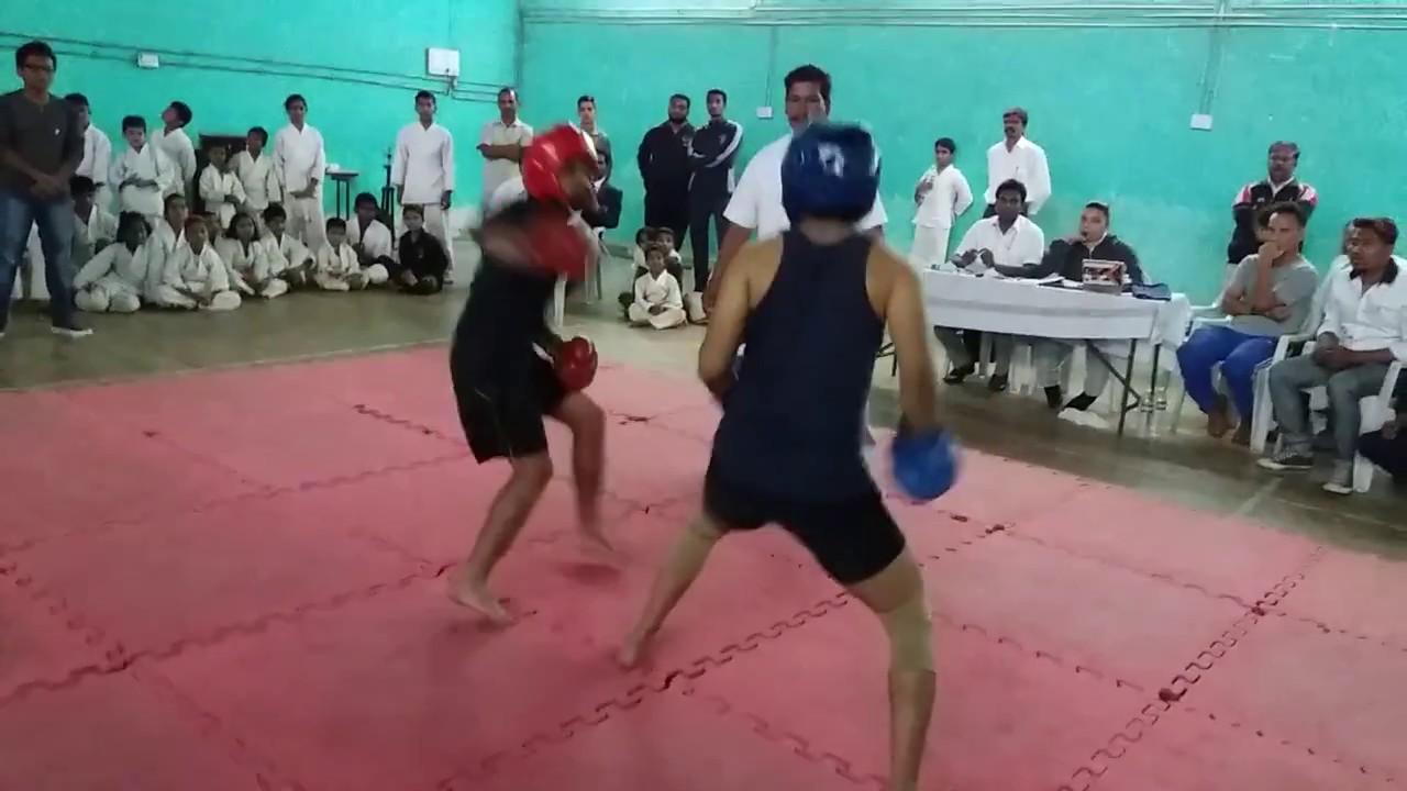 KickBoxing Pune District Level ChampionShip Final 2016
