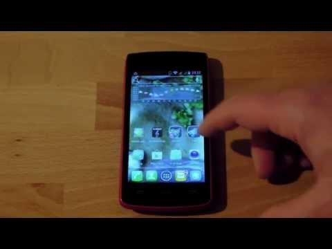 Alcatel One Touch 992D Testbericht - www.technoviel.de
