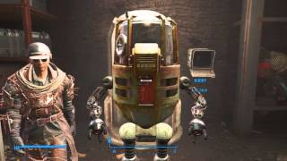 Fallout 4 - DRINKING BUDDY Location and keep Guide