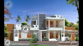 Indian House Design By 99HOMEPLANS COM [ Esp: 087 ]