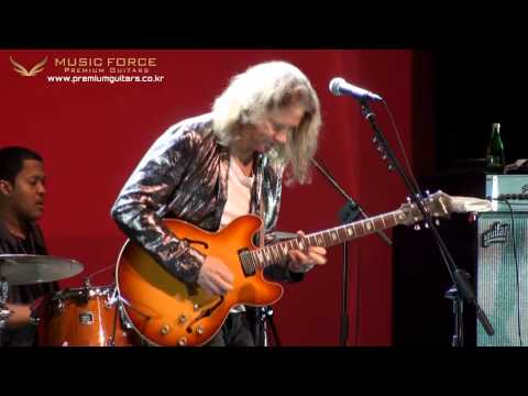 Robben Ford live in Seoul 20130518 - Fair Child