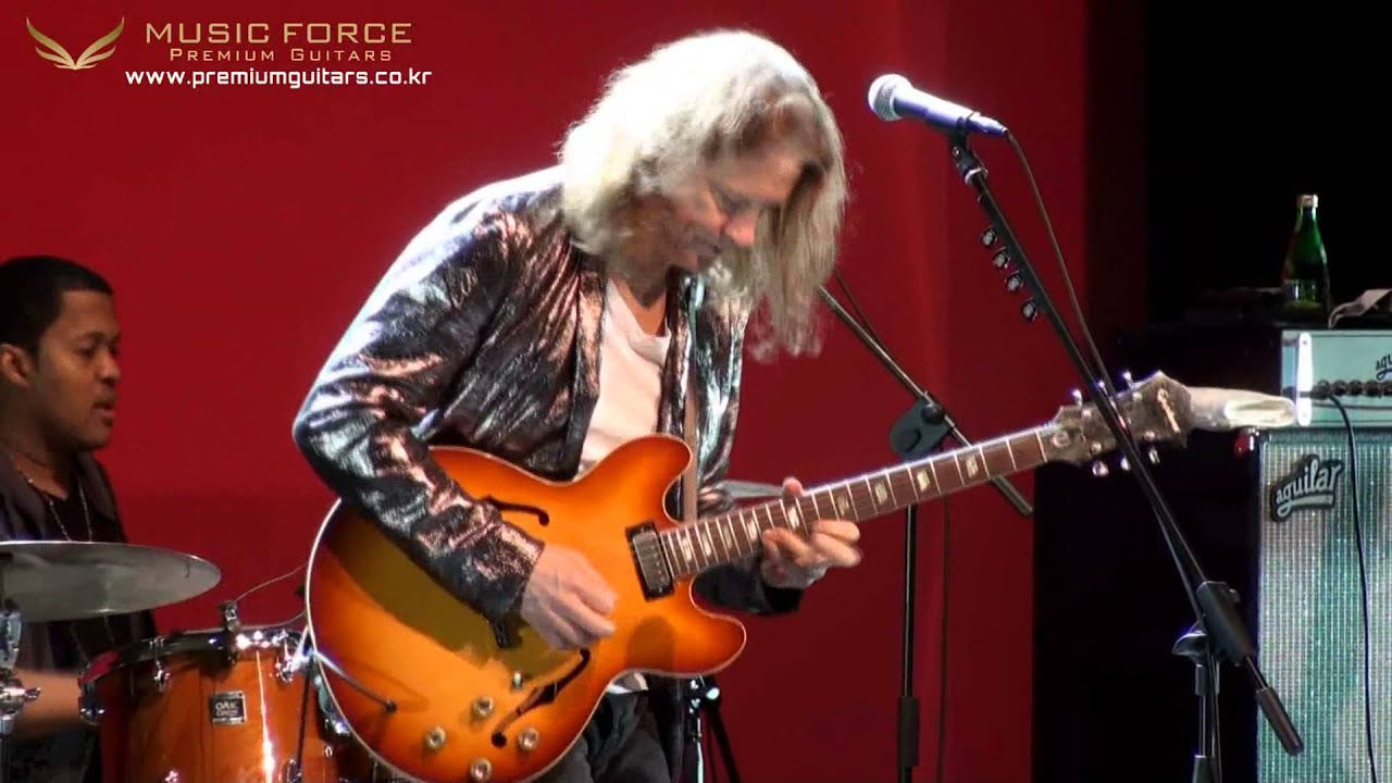 Robben Ford Live In Seoul 20130518 Fair Child Youtube