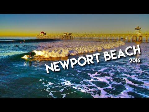 Newport Beach 2016 | Travel Video