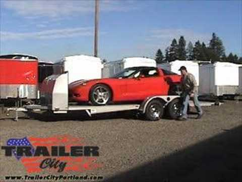 Rollback Trailers, Tilt Trailers & Heavy Car Haulers in