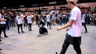 Clearwater Dance Squad Wild Wheels 2014 Thumbnail
