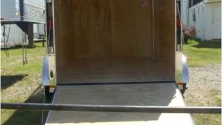 2015 Covered Wagon Cargo Trailer Used Cars Tulsa & Oklahoma