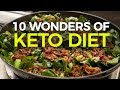 KETO DIET  - What Can it Do to YOUR Body?