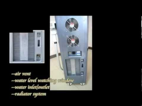 Photo Biotech Diode Laser Hair Removal 808 demo   HD