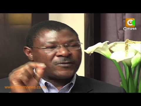 Moses Wetangula Exclusive Interview with Citizen TV