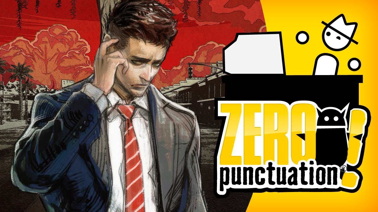 Deadly Premonition 2 (Zero Punctuation) (Video Game Video Review)