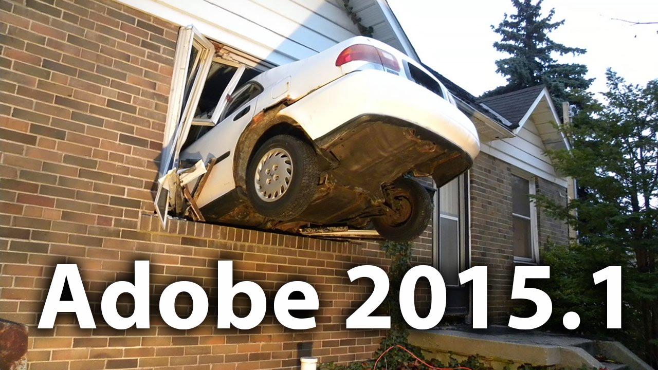Мнение и впечатления об обновлении Adobe CC 2015.1 ноябрь-декабрь 2015 года - About 009