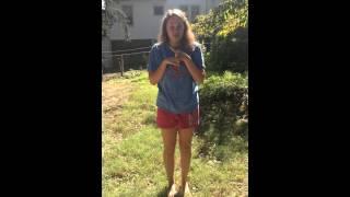 ALS ice bucket water challenge Thumbnail