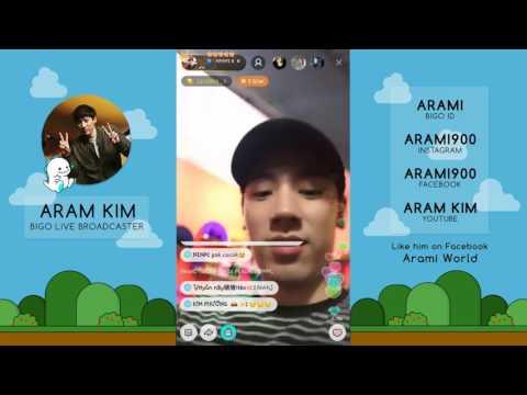 Arami Bigo Live Broadcast February 28, 2017 - Carnival
