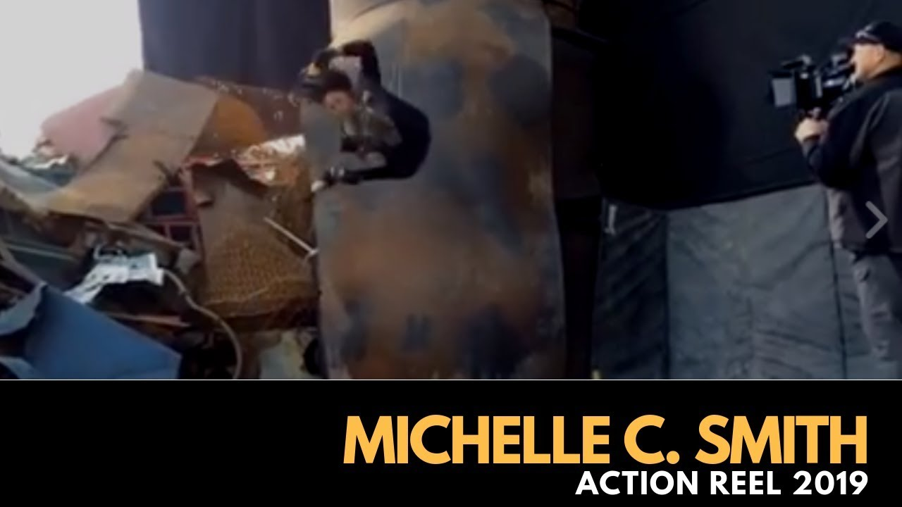 Michelle C. Smith - Action Reel 2019