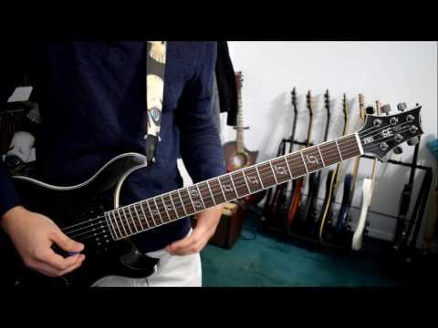 Sevendust - Seasons (Full Album Guitar Cover)