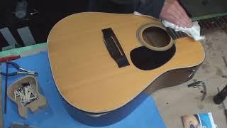 12 String Acoustic Guitar Garbage Find