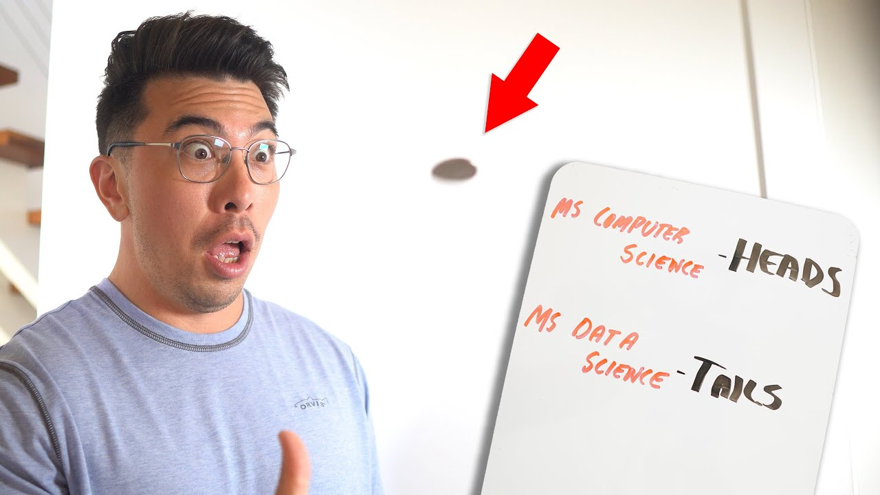 How I Chose My Masters Degree for Breaking into Data Science