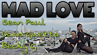 MAD LOVE - SEAN PAUL, DAVID GUETTA ft. BECKY G | MICHELLE VO | ZUMBA FITNESS | Dance Workout