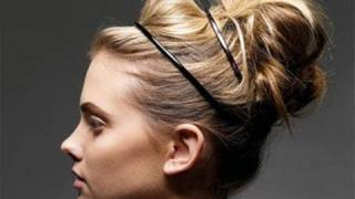 One of RachhLoves's most viewed videos: ♥ Easy No Heat Updos in Under 5 Minutes || RachhLoves