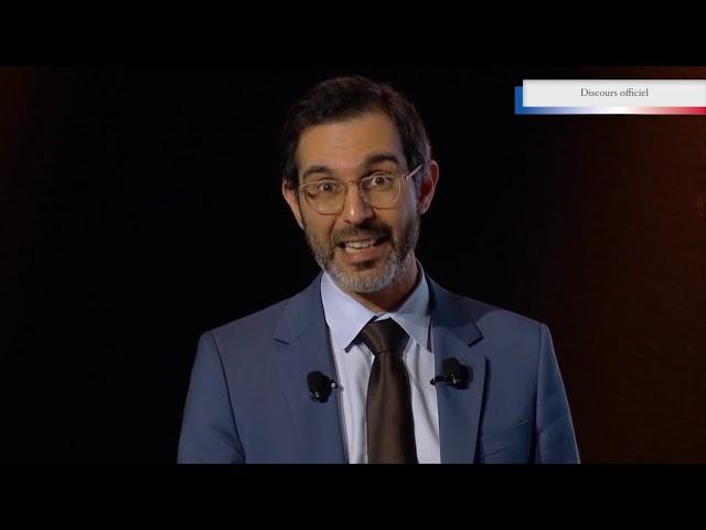 Discours officiel de Bruno Le Maire