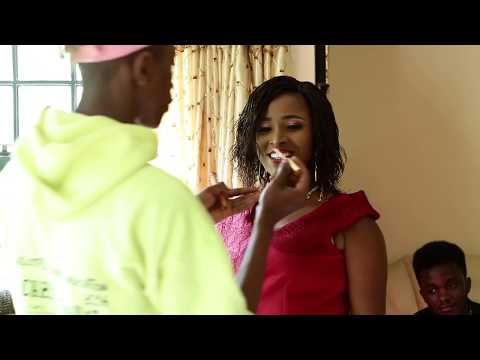 THE BRIDAL PREPS BEHIND THE SCENE WITH DENNIS KARURI THE MAKEUP ARTIST