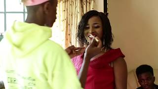 Gambar cover THE BRIDAL PREPS BEHIND THE SCENE WITH DENNIS KARURI THE MAKEUP ARTIST