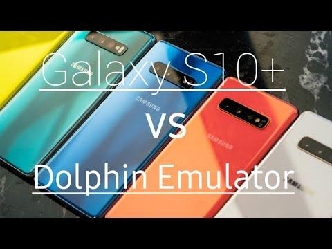 Samsung Galaxy S10+ Emulator Tests