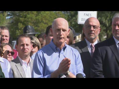 Digital Update: Florida Governor Rick Scott On Florida Mass Shooting