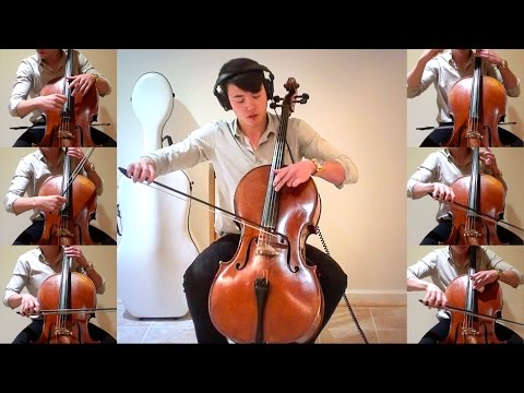 Something Just Like This/Hymn For The Weekend (7 Cello Mashup) - Eyeglasses