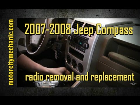 Air Filter Replacement 2007 Jeep Compass 2 4l How To Ch