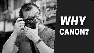 Why I'm Using Canon Full Frame…