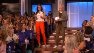 Ellen and Bethenny Play